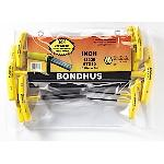 Bondhus 13338, Set 10 Graduated Length Hex T-Handles 3/32 - 3/8