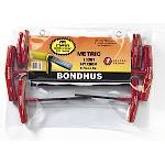 Bondhus 13387, Set 8 Graduated Length Hex T-Handles 2 - 10mm
