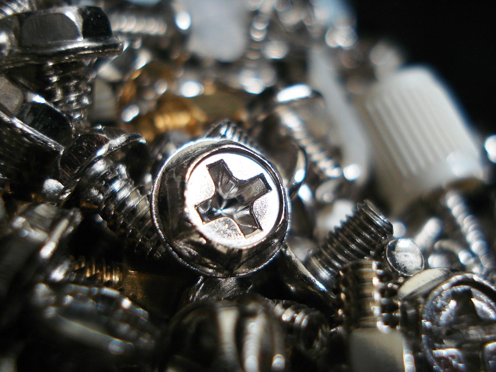 Stainless steel socket head cap screws