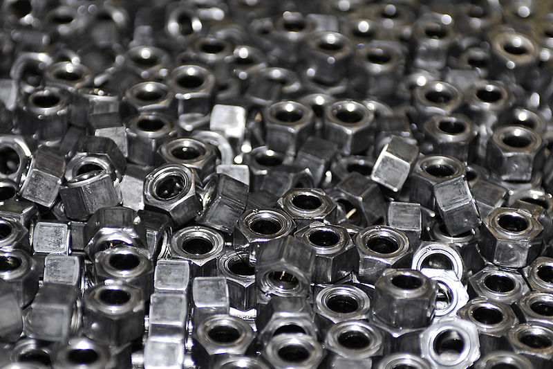 Bulk no of Metric Nylon nuts