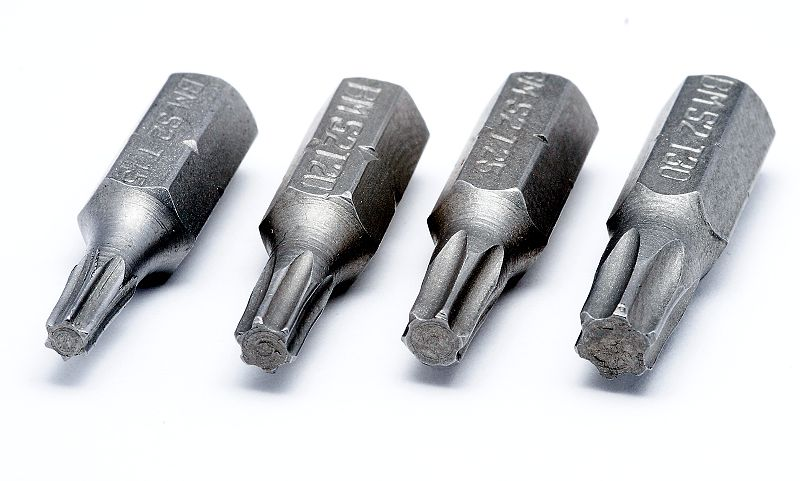 torx screw sizes and their properties. Black Bedroom Furniture Sets. Home Design Ideas