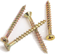 buildex chipboard screws