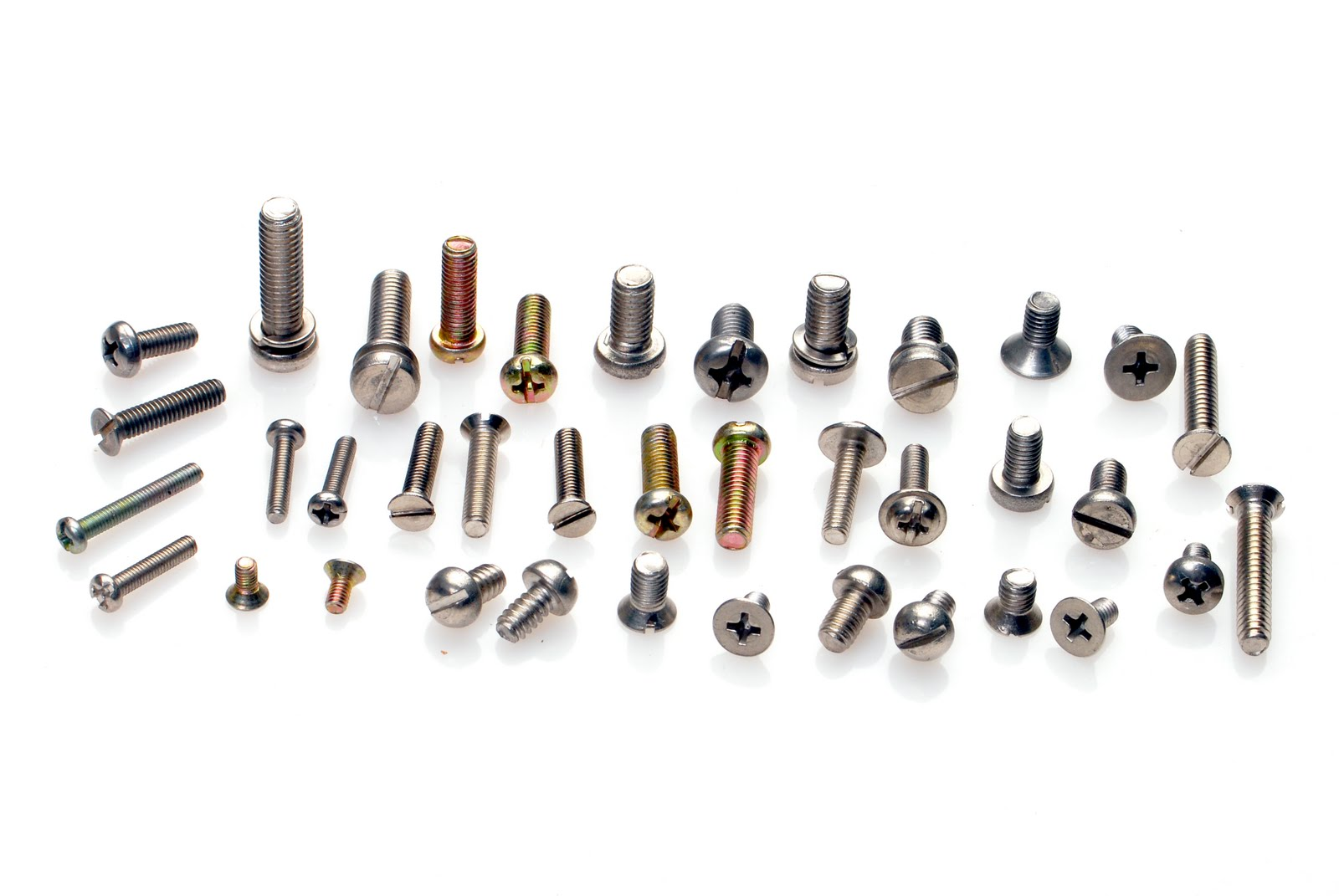 The fastener - what it is Types of fasteners. Materials for production 37