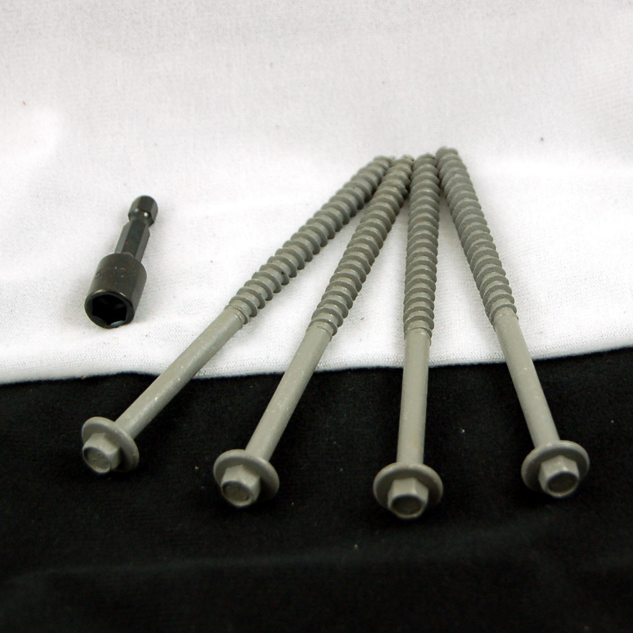 Ledgerlock screws
