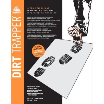 "26"" X 36"" NON SKID FRAME WITH 30 LAYER DIRT TRAPPER® ULTRA STICKY MAT"