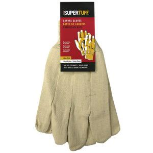 NATURAL COLORED CANVAS PROFESSIONAL PROTECTIVE CANVAS GLOVES