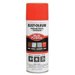 rust oleum 1655830 fluorescent red orange 12 oz multi. Black Bedroom Furniture Sets. Home Design Ideas