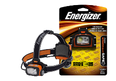 Energizer® 60 Lumens 3AA Intrinsically Safe LED Headlamp