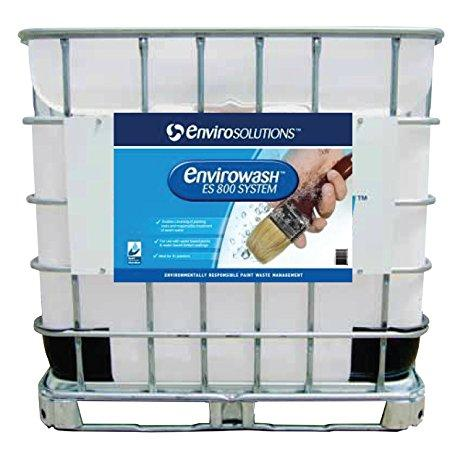 ENVIROWASH ES800 PAINT TREATMENT SYSTEM