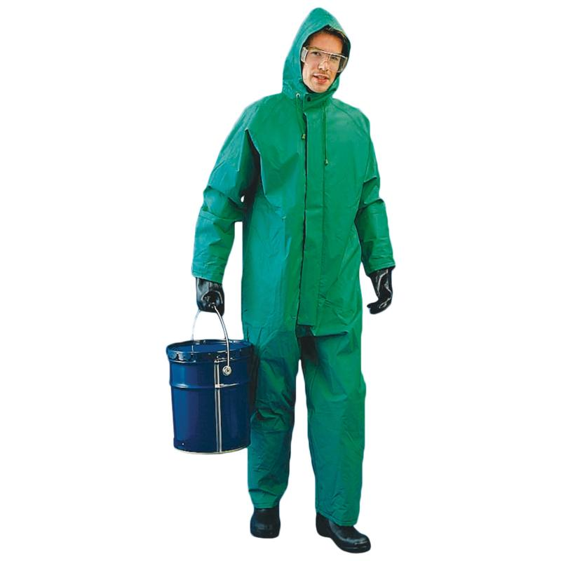 Acid Coverall - Green