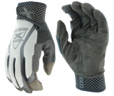 West Chester Extreme Work™ Gray Multi-PleX™ High Dexterity Gloves