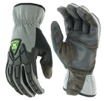 West Chester Extreme Work™ Gray Strike ProteX™ High Dexterity Gloves
