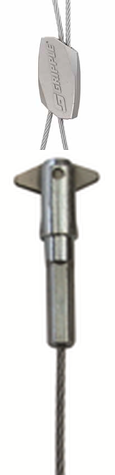 Standard Hanger / Swivel Toggle End Fixing (STG)