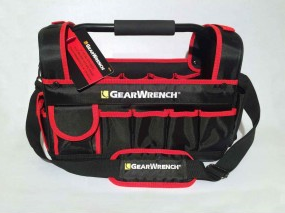 "GearWrench 16"" Tool Tote Bag With Handle"