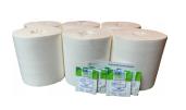 AgoNow Sanitizing Wipe Kit Roll Refills w/ Sanitizing Solution