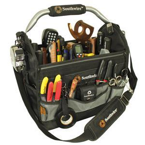 Southwire Open Top Tool Bag, 15""