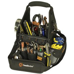 Southwire Electrician Tote, 15-Pocket