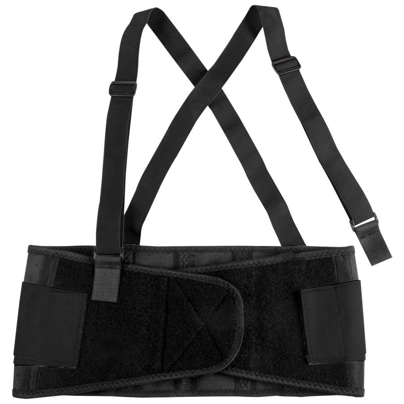 Black Back Suport Belt