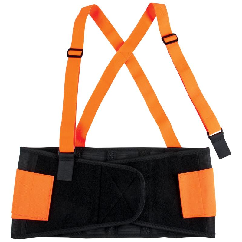 High Viz Back Support Belt