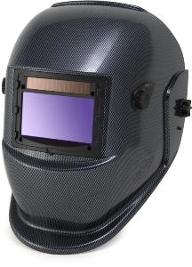 Titan Solar Powered Auto Dark Welding Helmet