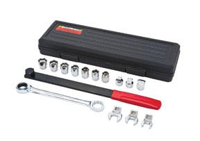 GearWrench 15 Pc. Ratcheting Serpentine Belt Tool Set