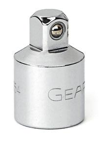 "GearWrench 1/4"" Drive 1/4"" F x 3/8"" M Adapter"