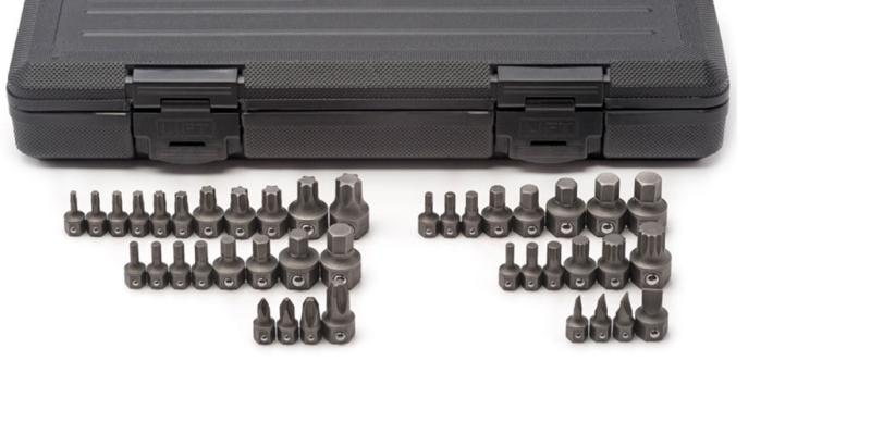 GearWrench 41pc. Wrench Insert Bit Master Set