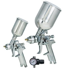 Titan 3pc. HVLP Spray Gun Kit