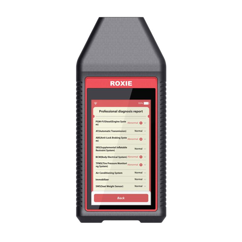 LAUNCH Roxie W Diagnostic Wi-Fi Enabled Code Reader