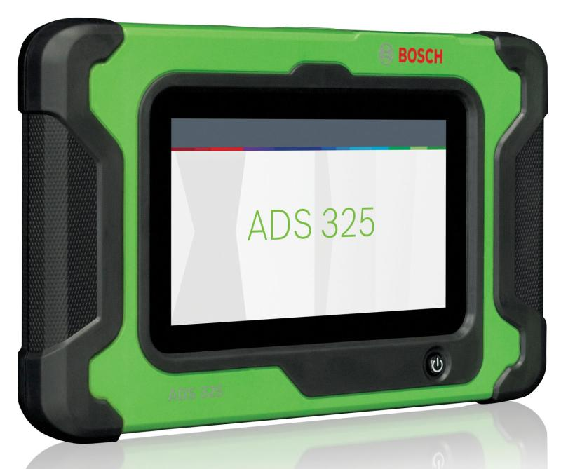 OTC ADS 325 Code Reader Diagnostic Scan Tool