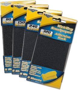 Titan 5pc. 5in 320 Grit Sand Paper
