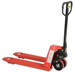 Full Featured Pallet Truck, 5500 Lb Capacity
