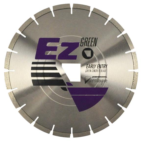 "5"" x 0.080"" Diamond Vantage: EZ100 Purple Series Saw Blade for Early Entry"