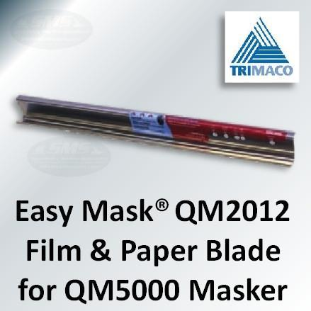 "PROFESSIONAL MASKERS 12"" FILM AND PAPER BLADE"