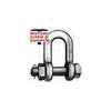 Chain Drop Forged Safety Self Colored Shackles Made in USA