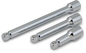 Titan 3pc. 1/2in Dr. Wobble Extension Set