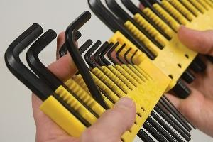 Titan 25pc. Hex Key Set