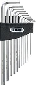 Titan 12pc. SAE Hex Extractor Set