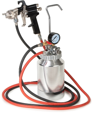Titan 2 Qt Spray Gun Kit