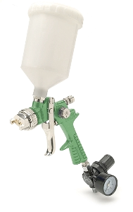 Titan 2.3mm HVLP Gravity Feed Spray Gun