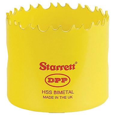 "Starrett 2-5/16"" Dual Pitch Professional Hole Saw"