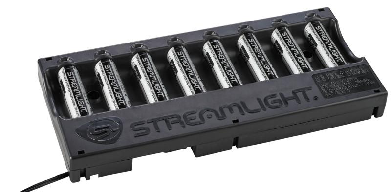 Streamlight 8-Unit Bank Charger