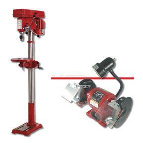 Sunex 5000ag 16 speed floor drill press w free 6 bench for 16 speed floor drill press