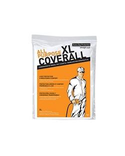 X-LARGE ALL PURPOSE PROFESSIONAL PROTECTIVE COVERALL
