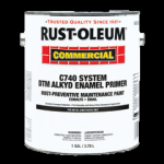 Rust-Oleum® DTM Alkyd Enamel Primer FLAT RED (Gallon)