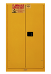"Durham MFG® Manual 60 Gallon 34"" x 34"" x 65"" Flammable Storage Cabinet"