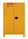 "Durham MFG® Manual 90 Gallon 43"" x 34"" x 71"" Flammable Storage Cabinet"