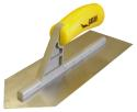 "Gator 12"" x 2"" Pointed 90 Degrees Carbon Steel Hand Trowel"