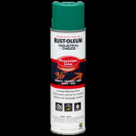 Rust-Oleum® Precision Line Marking Paint SAFETY GREEN (17 oz Aerosol)