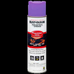 Rust-Oleum® Precision Line Marking Paint FLUORESCENT PURPLE (17 oz Aerosol)